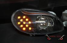 MODIFIED CAR LIGHTS    Automotive Lighting - lanos
